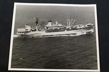 New listing Military Ship Photo Uss Yellowstone (Ad-27) 8' X 10' B & W Photo (P139)