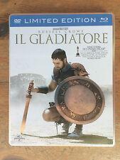 IL GLADIATORE - Steelbook Limited Edition (BluRay + DVD)