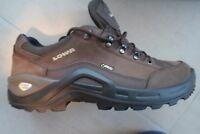 Lowa Renegade II GTX® Lo Wide All Terrain Trekking Schuh Herren braun Gr. 47 NEU