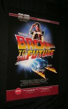 Original BACK TO THE FUTURE Rare Exclusive AMC ANNIVERSARY RELEASE POSTER