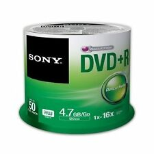 CD, DVD et Blu-ray Sony 16x