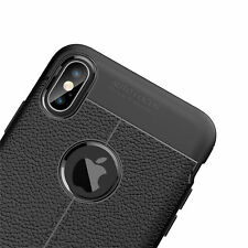 """Luvvitt Case for iPhone XS Max TPU Flexible Protection 6.5"""" Screen 2018 - Black"""