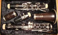 Clarinet Bb Buffet Crampon Evette & Schaeffer (E13) France wood new pads & corks