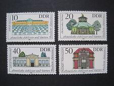 DDR MiNr. 2826-2829 postfrisch**  (DD 2826-29)