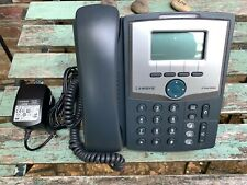 CISCO LINKSYS SPA921 VoIP PHONE LAN IP Phone Handset