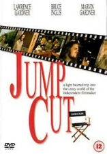 JUMP CUT DVD Lawrence Gardner Bruce Inglis Peter Petty Roy Conrad UK Release New