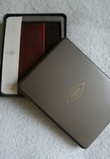 FOSSIL,Wallet Bifold,Large Coin Case in the Box,Brown,Genuine Leather,Men's