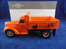 Very Rare First Gear 19-2705 International KB-10 Dump Truck North Dakota Road De