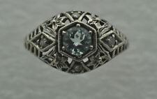 Anelli di lusso in argento sterling Misura anello 15