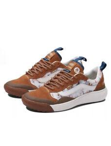NEW Vans Ultrarange Exo Parks Project Sudan Brown Men's 9.5 Women's 11 Sneakers