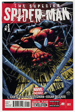 THE SUPERIOR SPIDER-MAN #1 comic book 1st Printing Regular cover edition