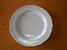 J & G Meakin England HEIRLOOM WHITE Set of 5 Dinner Plates 10 1/2