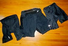3 nice pairs Men's Size XL Louis Garneau cycling shorts - light use