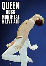 Queen Rock Montreal & Live Aid (2DVD) [2007]  NEW SEALED FREEPOST