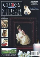 Jill Oxton's Cross Stitch & Beading Magazine #49 Complete Patterns Bead Projects