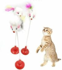 CAT TOY STICK - 3 PCS FOR RM15