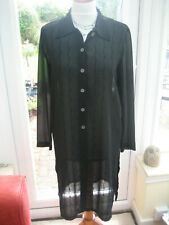 PART TWO LONG OVERBLOUSE - SIZE M