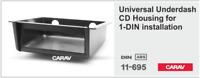 CARAV 11-695 1-DIN Underdash Autoradio Radio DIN Halterung Unterbau Montage