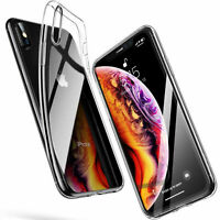 ✅ iPhone 11 / Pro Max / X / XS Handy Schutz Hülle Silikontasche Slim Case ✅
