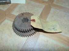 Nos Vintage PPT PassePartout Twin Tracked Vehicle Gearbox Movable Gear 111032