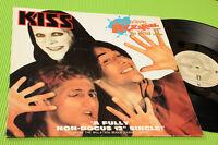 "Kiss 12 "" God Gave Orig Germany 1991 Top Rare! Viniyl Not Picure Disc"