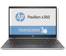 HP Pavilion x360 15 cr0003ng - 2x antireflex Displayschutzfolie - Anti-Shock Sch