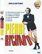 Pierre Richard. Collection 2. French.  Favorite Movies.  English subtitles