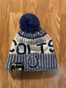 Indianapolis Colts NFL New Era Winter Hat New