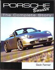 Porsche Boxster la historia completa de Gavin agricultor bien Ilustrada Historia