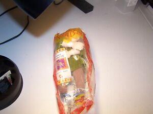 THE HUNCHBACK OF NOTRE DAME Burger King 1996 Quasimodo Plush Doll Disney NEW