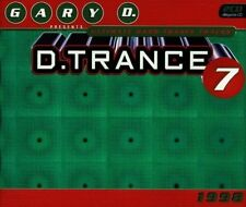 D. Trance 7 (1998) Phase4, Gary D., Aqualoop, Final Fantasy, Cocooma.. [3 CD]