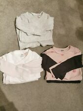 H&M Baby Girl Long Sleeve Bodysuit Bundle