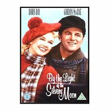 BY THE LIGHT OF SILVERY MOON DVD MUSICAL Doris Day Gordon McRare New Sealed UK