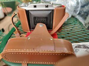 """Ansco Speedex 4.5 Special """"r"""" camera rangefinder german"""