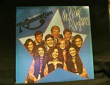 DERRIC JOHNSON'S RE'GENERATION - WE PLEDGE ALLEGIANCE -*BUY 1 LP. GET 1 LP FREE*