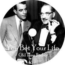 You Bet Your Life Old Time Radio Show OTR 214 Episodes on 1 MP3 DVD Free Ship