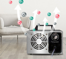 New 28g/h Ozone Generator Ozone Machine Metal timing Purifier Air cleaner