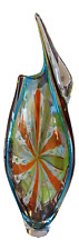 """Murano Glass Vase """"Symphony"""" (1 of 1) by Afro Celotto"""