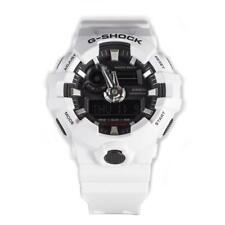 New Casio G-Shock White and Black Men's Watch GA700-7A