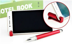 Stylet Stylo Support pour LG G7 Smartphone 3 en 1 Bille Tablette Ecrire Universe