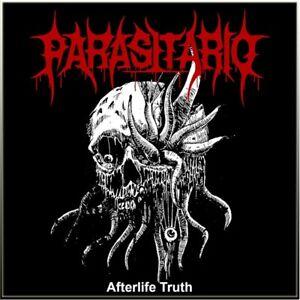 PARASITARIO - Afterlife Truth MCD NEW, Old School Death Metal, SKELETAL REMAINS
