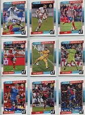 Donruss SOCCER 2015 COMPLETO 15 CARD campo generali Chase Set
