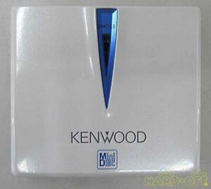KENWOOD Portable MD Player DMC-L5 00108026 F/S  from JP Very Good USED