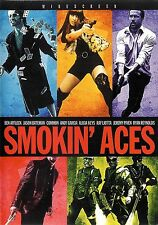 Smokin' Aces ~ Jeremy Piven Ben Affleck Alicia Keys ~ DVD WS ~ FREE Shipping USA