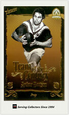 2008 Centenary NRL Master Set Oversize Team Of The Century Card TC8 A. Beetson