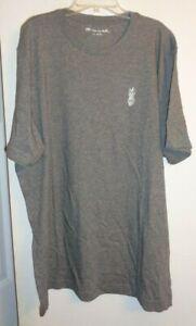 Travis Mathew La Playa Golf/Casual t-shirt NWT EXTRA LARGE gray