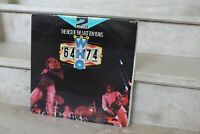 double LP 33 t.the Who /  the best of the last ten years 64-74
