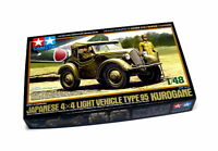 Tamiya Military Model 1/48 Japan 4x4 Type 95 Kurogane Scale Hobby 32558