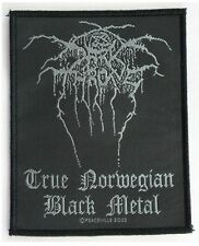 DARKTHRONE - Patch Aufnäher true norwegian black metal