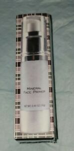 Makeover Essentials ME Mineral Face Primer 0.49oz NEW Sealed in Box